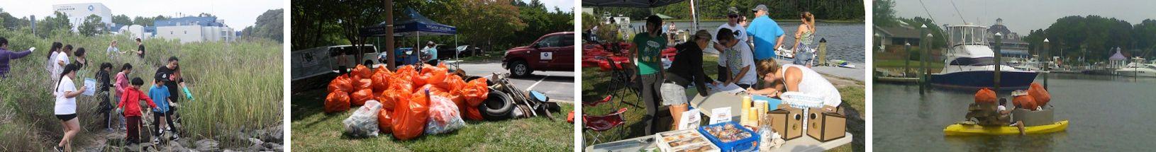 Volunteer at Rudee Inlet Foundation in Virginia Beach